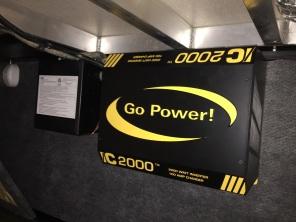 2000watt GoPower! Inverter