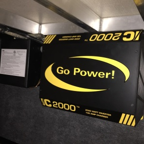 2000watt GoPower! Inverter